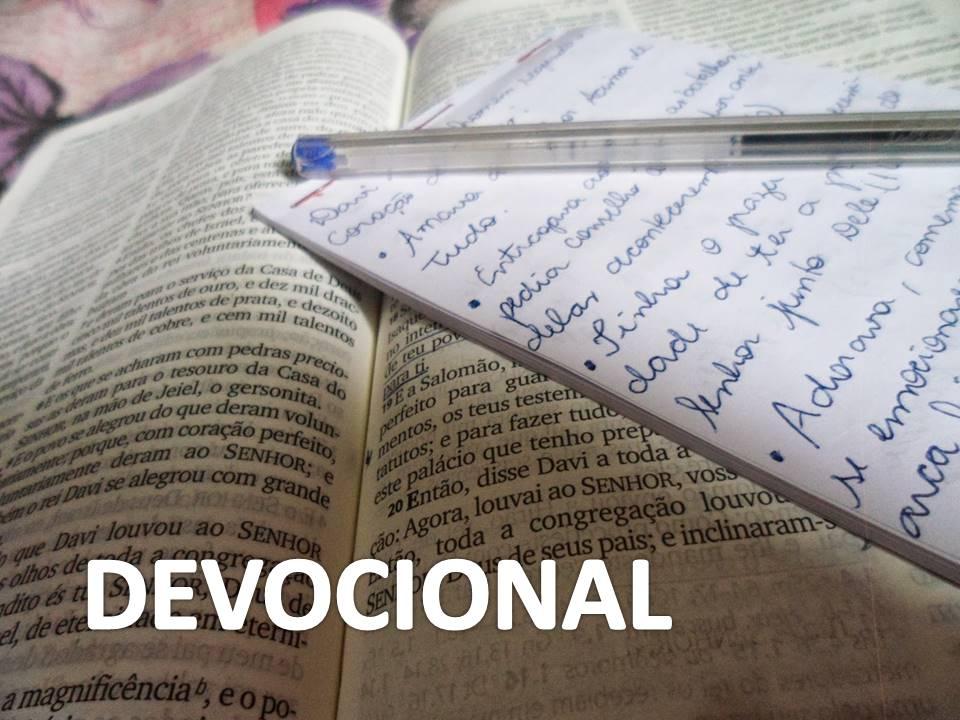 Devocional